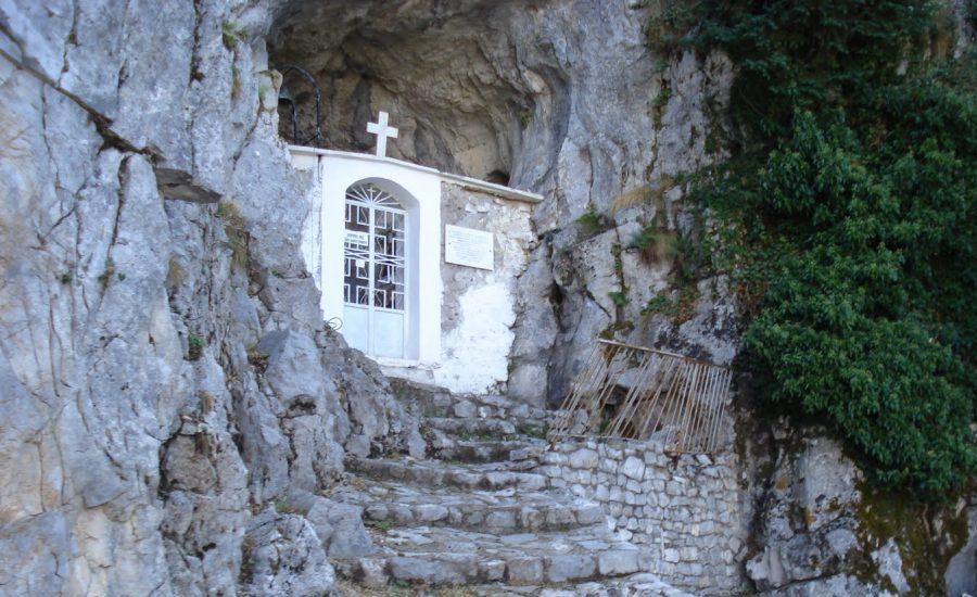 Σπήλαιο Αγίου Ανδρέα στην Αιτωλοακαρνανία